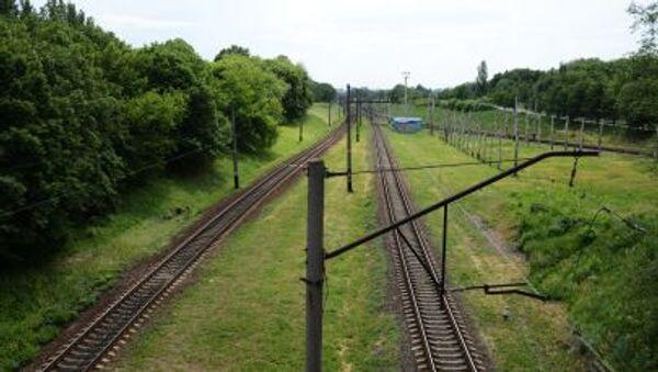 Železnice v Doněcku - Sputnik Česká republika