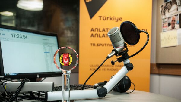 Redakce Sputniku v Turecku - Sputnik Česká republika