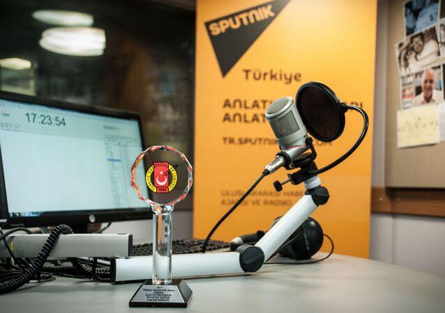 Redakce Sputniku v Turecku