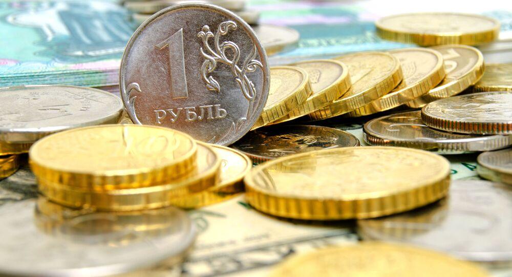 Ruský rubl