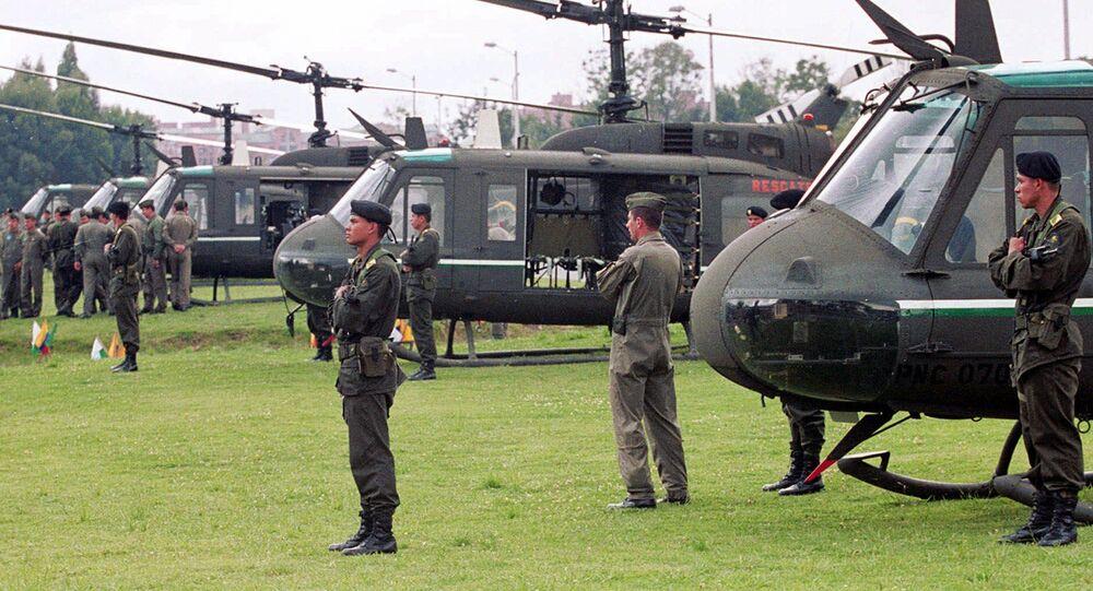 Vrtulníky UH-1 Huey