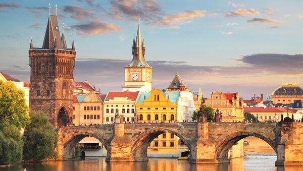 Praha, Karlův most - Sputnik Česká republika