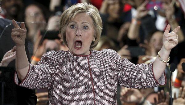 Hillary Clintonová - Sputnik Česká republika