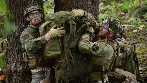 Norští vojáci - Sputnik Česká republika