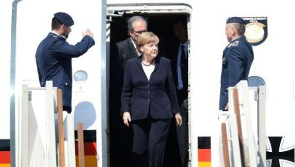 Německá kancléřka Angela Merkelová - Sputnik Česká republika