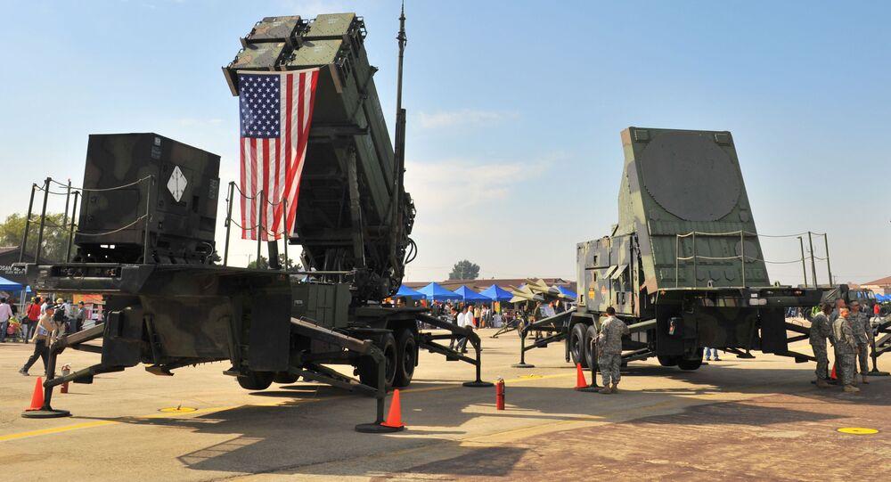 Americké taktické mobilní raketové systémy Patriot