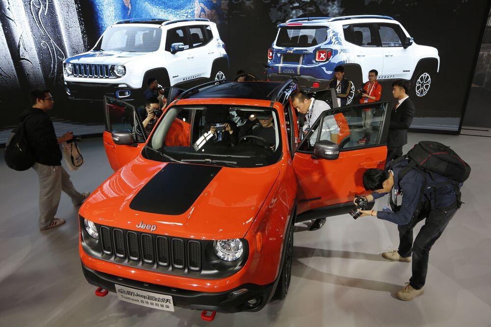 Inovace pro transformaci. Novinky Pekingského autosalonu