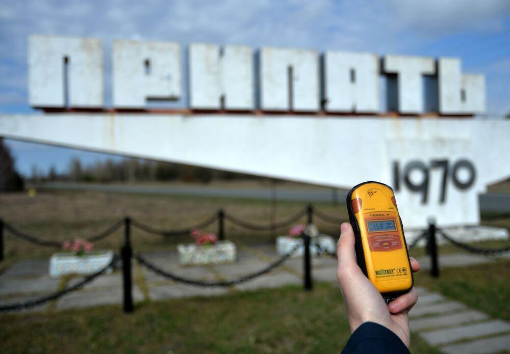 Černobyl po 30 letech