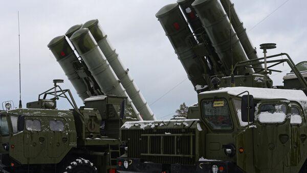 Raketový systém S-400 - Sputnik Česká republika