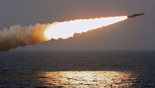 Hypersonická raketa - Sputnik Česká republika