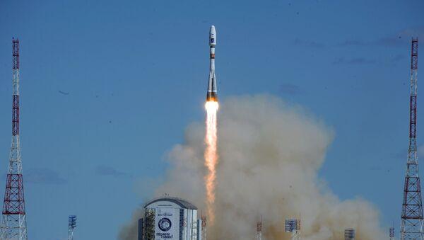 První start rakety Sojuz-2.1a - Sputnik Česká republika