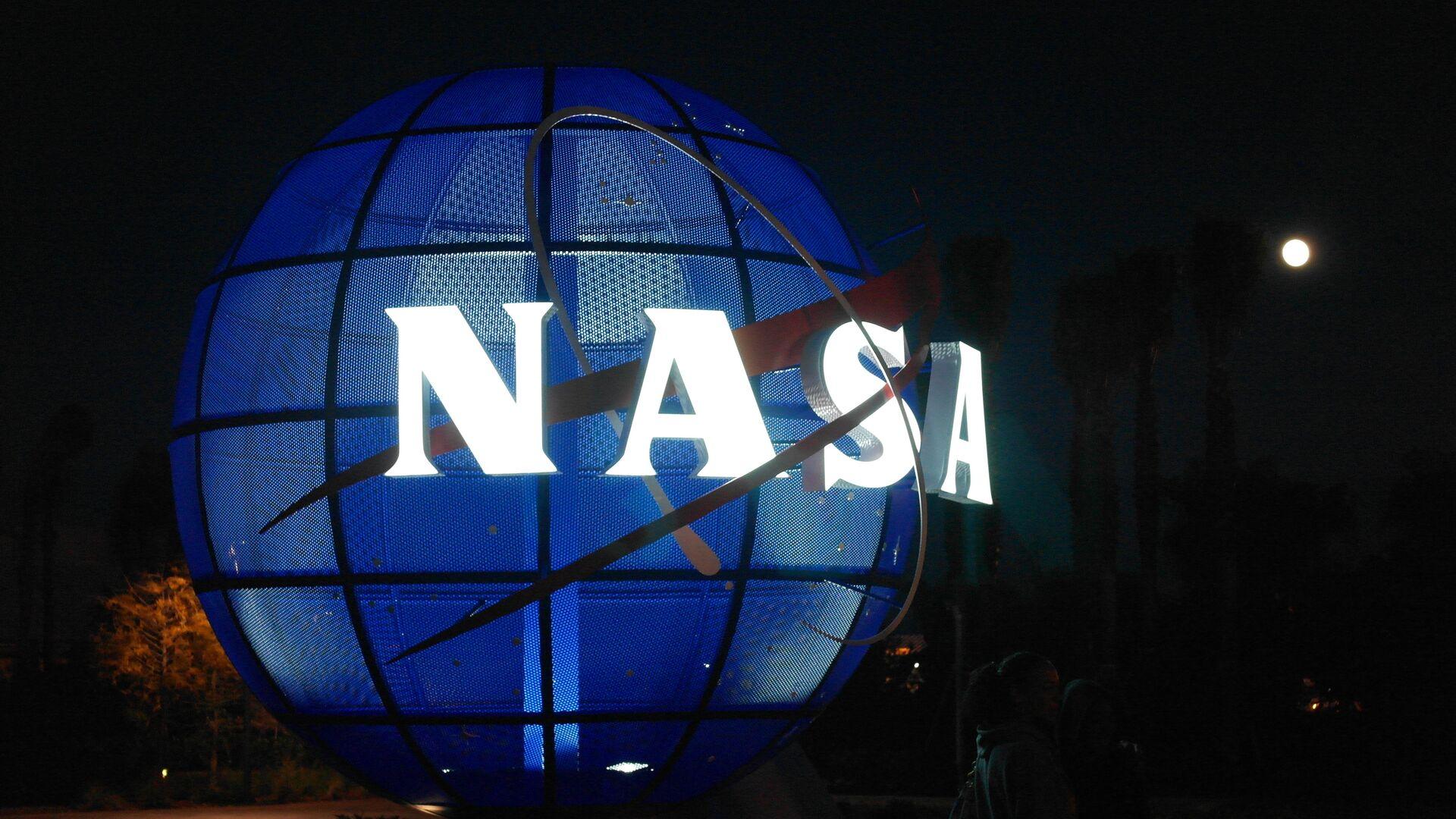 Logo NASA - Sputnik Česká republika, 1920, 05.06.2021
