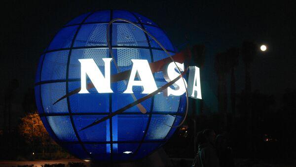 Logo NASA - Sputnik Česká republika
