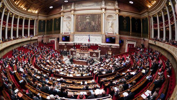 Národní shromáždění Francie - Sputnik Česká republika