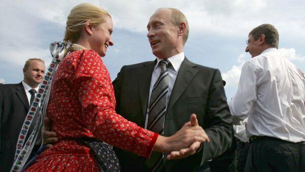Jak tančí politici - Sputnik Česká republika