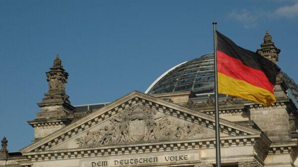 Německý spolkový sněm - Sputnik Česká republika
