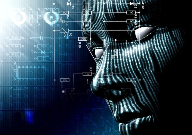 Robot s umělou inteligencí