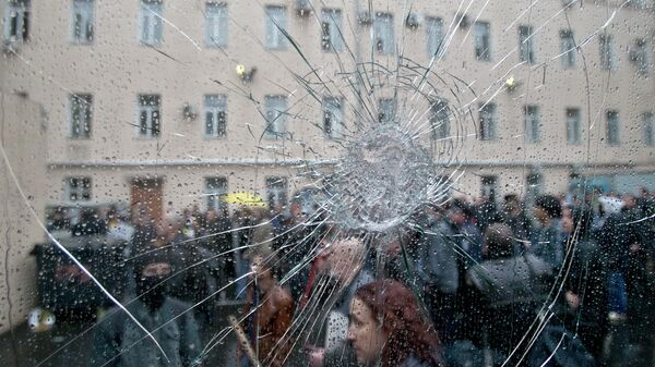 Oděsa v roce 2014 - Sputnik Česká republika