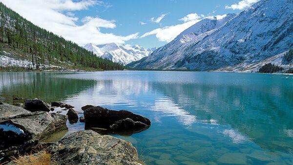 Katunská přírodní rezervace, Altaj - Sputnik Česká republika