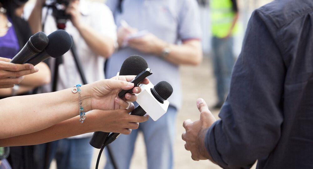 Korespondenti během práce