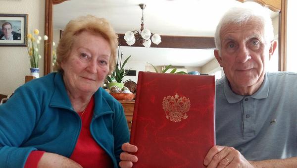 Manželé Maguéovi - Sputnik Česká republika