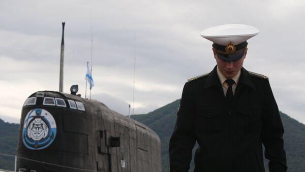 Ponorka 949А Čeljabinsk - Sputnik Česká republika