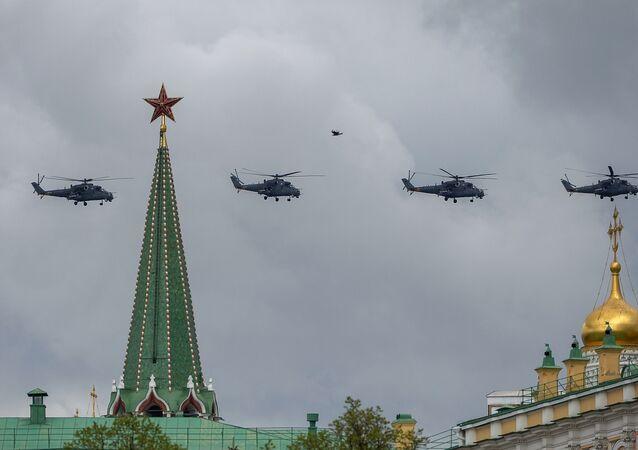 Vrtulníky Mi-35