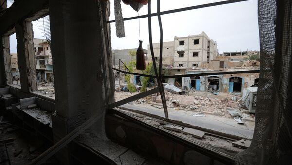Situace v Sýrii - Sputnik Česká republika