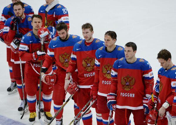 Utkání Rusko – Česko a zahajovací ceremoniál MS v ledním hokeji v Moskvě - Sputnik Česká republika