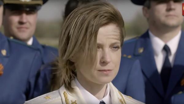 Natalja Poklonská natočila klip ke Dni vítězství - Sputnik Česká republika