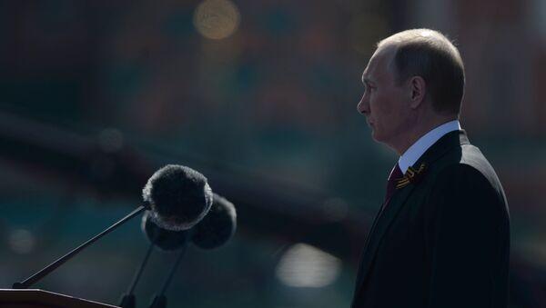 Putin - Sputnik Česká republika