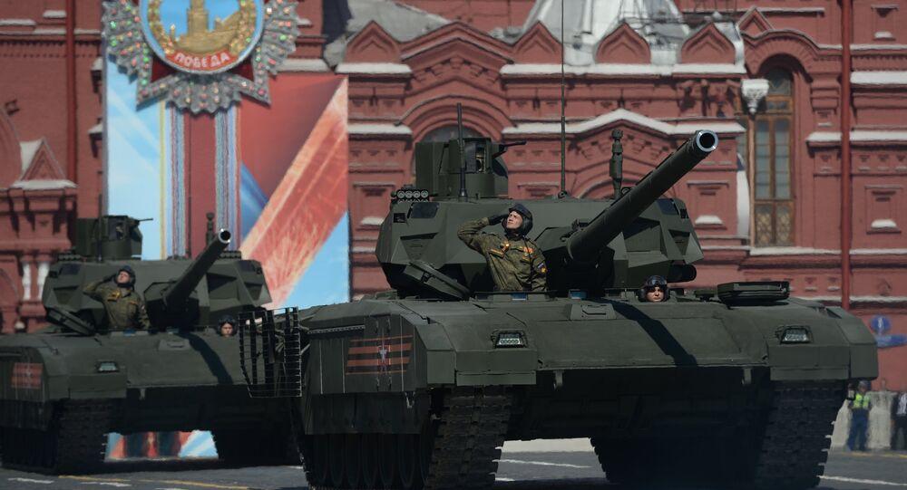 Tank Т-14 Armata