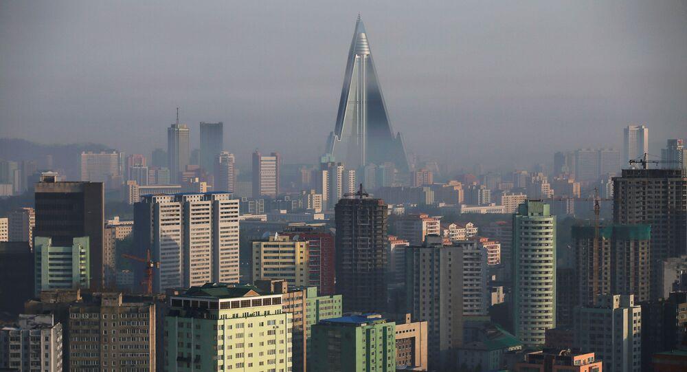 Pchjongjang, KLDR