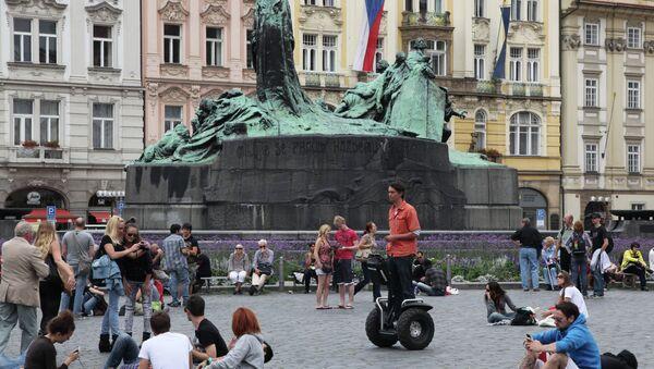 Staroměstské náměstí - Sputnik Česká republika