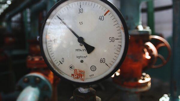 Měřič tlaku na plynovodu - Sputnik Česká republika
