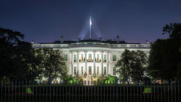 Bílý dům - Sputnik Česká republika