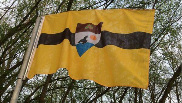 Vlajka Liberlandu - Sputnik Česká republika