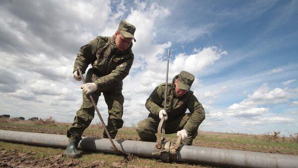 Budování Severokrymského kanálu - Sputnik Česká republika