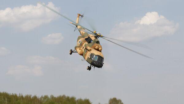 Vrtulník Mi-17V-5 - Sputnik Česká republika
