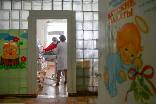 Okřídlená lékařská pomoc - Sputnik Česká republika