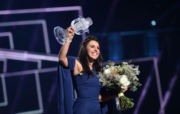 Nejvýraznější okamžiky finále Eurovize 2016 - Sputnik Česká republika