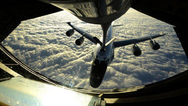 RC-135W Rivet Joint - Sputnik Česká republika