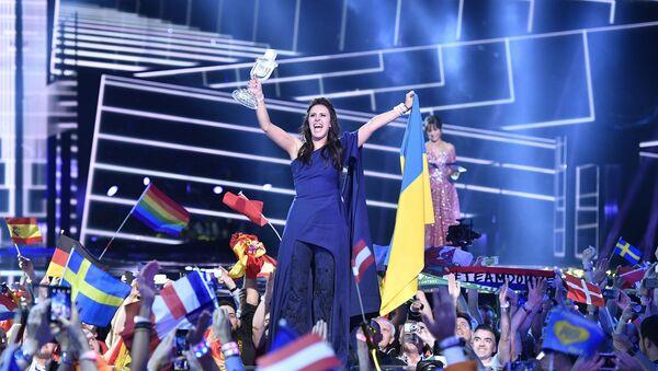 Ukrajinská zpěvačka Jamala - Sputnik Česká republika