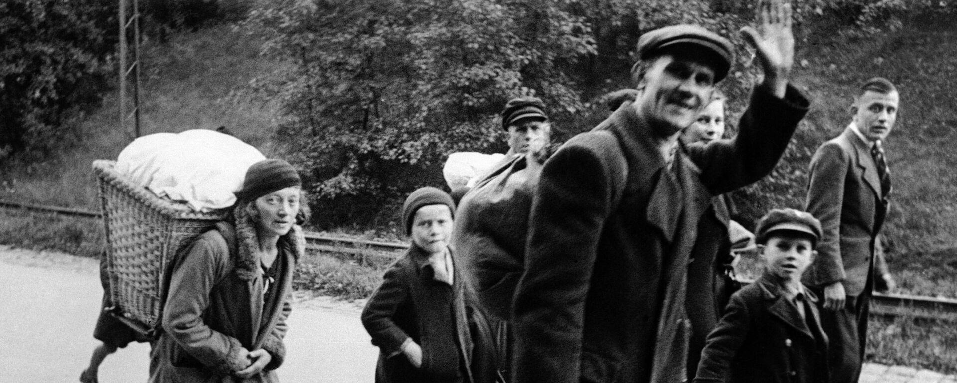 Sudetští němci - Sputnik Česká republika, 1920, 23.12.2020