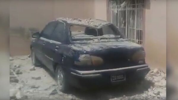 Daiš bombarduje Iráčany raketami Jhannam. VIDEO - Sputnik Česká republika
