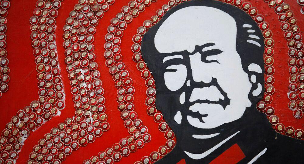 """""""Kulturní revoluce"""" byla započata předsedou Mao Ce-tungem osobně"""