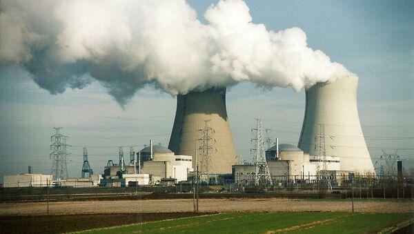 Jaderné elektrárny v Belgii - Sputnik Česká republika