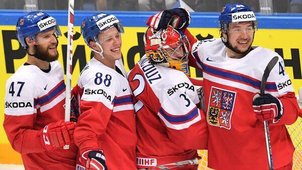 Češi zvítězili nad Švýcarskem v poměru 5:4 - Sputnik Česká republika