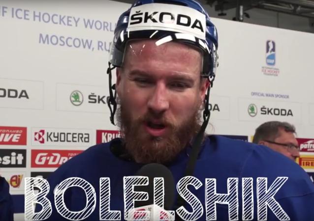 Lekce ruštiny na hokejovém mistrovství světa 2016