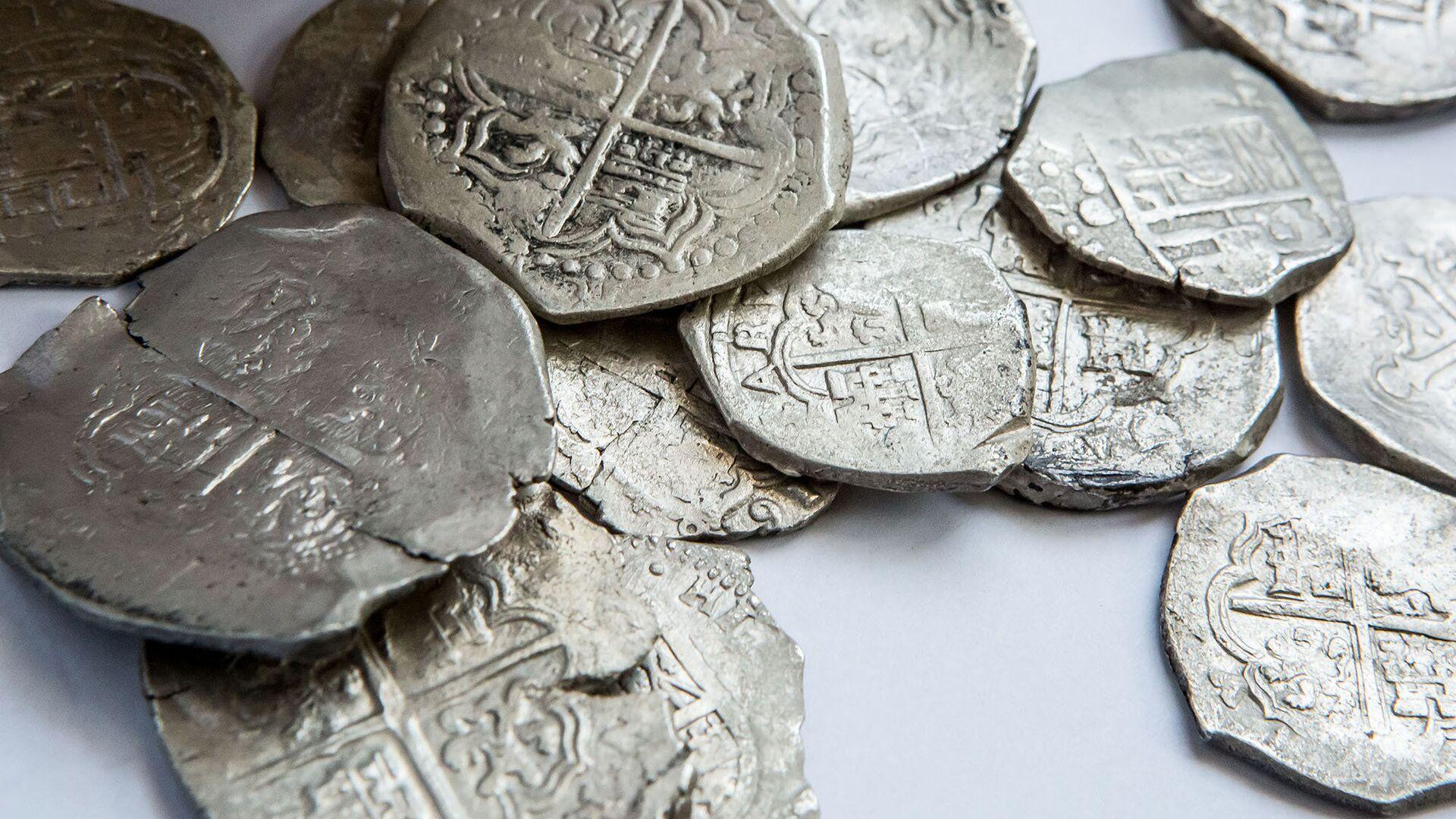 Objevené mince - Sputnik Česká republika, 1920, 23.07.2021